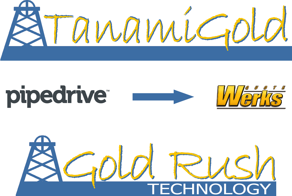 TanamiGold - QuoteWerks Pipedrive Integration